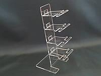 Акриловая подставка на 4 пары очков, фото 1