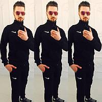 Удобный качественный мужской спортивный костюм, реплика Nike