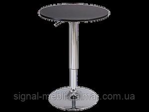 Барный стол B-500  черный (Signal)