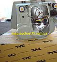 Фара Mercedes Vito правая до 2002 года выпуска (производитель Tyc, Тайвань) пневморегулировка, фото 6
