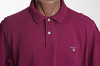 GANT Polo ПОЛО рубашка мужская  размер L  ПОГ 56 см  б/у