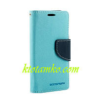 Чехол Book Cover Goospery Samsung A320 (A3-2017) Blue