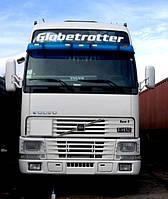 """Наклейка """"Globetrotter"""" ультрофиолетовая печать"""