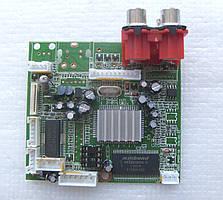 Плата декодера DVD плеера BBK SG-702-8202-039