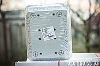 KT 250/1 коробка розподільча з кришкою 234х176х68 мм.
