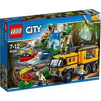 Lego City Джунгли: Передвижная лаборатория в джунглях 60160