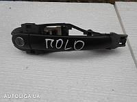 Ручка наружная передней левой двери VOLKSWAGEN Polo IV 01-09