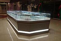 Освещение витрин магазинов