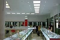 Освещение витрин магазинов, фото 1