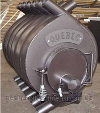 Канадская печь QUEBEC Буллер тип 03 дверка со стеклом, фото 3
