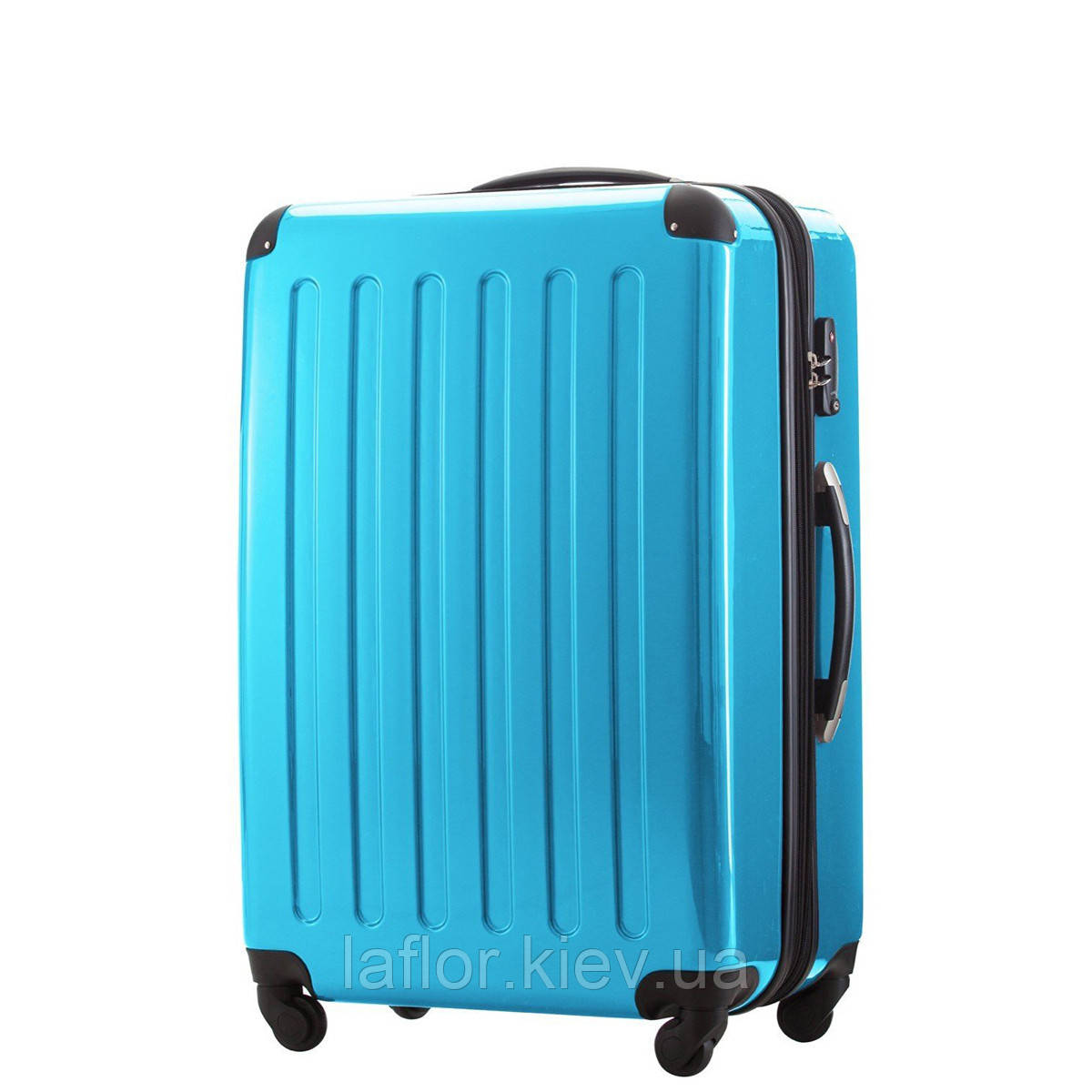 Большие чемоданы Hauptstadtkoffer maxi Alex голубой