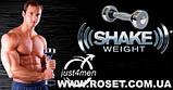Спортивная гиря-гантель Shake Weight для мужчин, фото 2