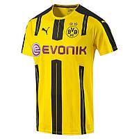 Футболка Puma BVB Home Replica Shirt with Sponsor Logo (ОРИГИНАЛ) M