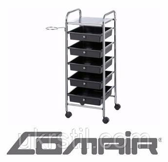Парикмахерская тележка для инструментов COIFFEUR