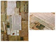 Как работать с бумагой для декупажа
