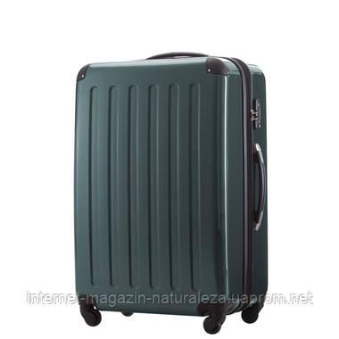 Большие чемоданы Hauptstadtkoffer maxi Alex темно-зеленый , фото 2