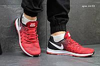 Мужские кроссовки Nike Air Zoom Pegasus 33, сетка, красные / кроссовки мужские  Найк Аир Зум Пегасус 33