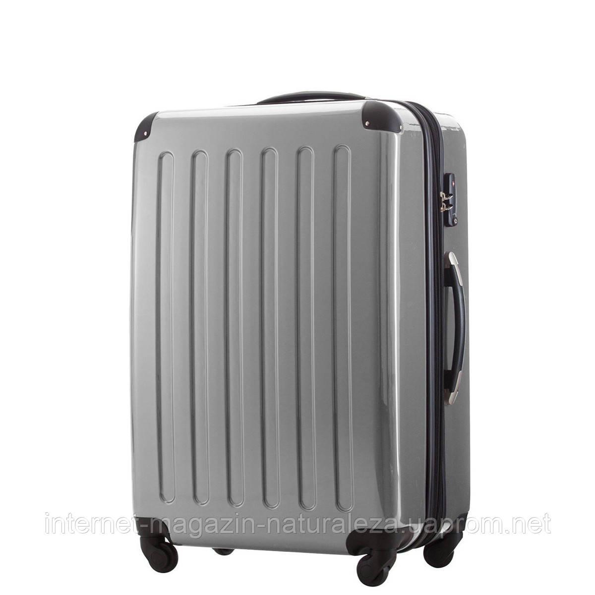 Большие чемоданы Hauptstadtkoffer maxi Alex серебряный