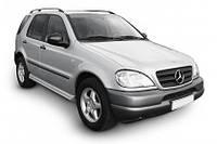 Фаркоп на автомобиль MERCEDES М-Clase  (W163) кроссовер 1997-2005