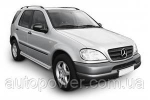 Фаркоп на Mercedes М-Clase (W163) 1997-2005