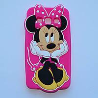 Чехол Minnie Mouse для Samsung Galaxy A3 A300, фото 1