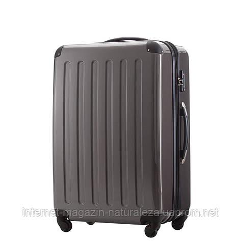 Большие чемоданы Hauptstadtkoffer maxi Alex титановый, фото 2