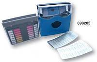 Тестер таблеточный для измерения уровня содержания кислорода и РН воды бассейна