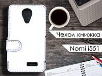 Чехол книжка для Nomi i551 Wave