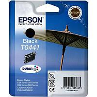 Epson T0441 Картридж Black (Черный) (C13T04414010)