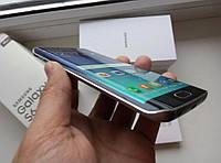 Оригинальный смартфон Samsung Galaxy S6 Edge 32GB Saphire Black