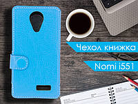 Чехол книжка для Nomi i551 Wave, фото 1