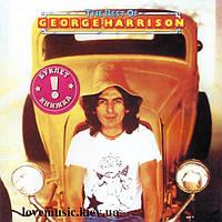 Музыкальный сд диск GEORGE HARRISON The best of (1976) (audio cd)