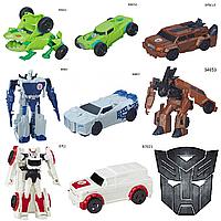 Трансформеры Hasbro Роботс-ин-Дисгайс Уан-Стэп в ассорт. (B0068)
