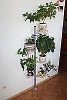 """Подставка для цветов """"Стена-пол Элит"""""""