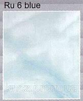 Панель пластиковая 250*5950*5мм Ru 6 blue
