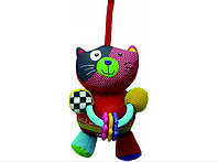Активная игрушка-подвеска Biba Toys СЧАСТЛИВЫЙ КОТЕНОК