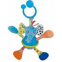 Активная игрушка-подвеска Biba Toys СЛОНЁНОК