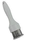 Тендерайзер игольчатый размягчитель для мяса для шашлыка отбивных, фото 3
