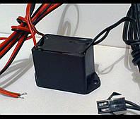 Инвертор с подключением 0-6м неонового провда