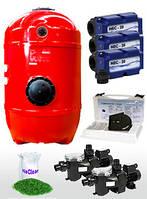 Necon Komplett-Technik S-40 - установка для очистки и дезинфекции воды в бассейне без хлора