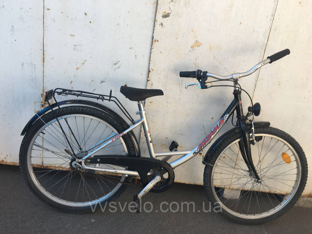 Велосипед Pegasus 24 планитарка 3 sram  бу