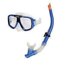 Набор для плавания Reef Rider Intex 55948 маска с трубкой