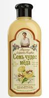 """Шампунь для волос """"7 чудес меда"""". Восстановление и укрепление"""