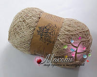 Пряжа Ethno-Cotton Этно-коттон 1500 Вивчари, 104, беж