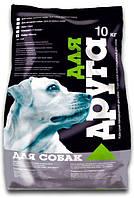Корм сухой Для Друга для собак Юниор, 10 кг, O.L.KAR. (Олкар)