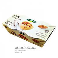 Десерт органический растительный из риса с карамелью TM NaturGreen 2х125г