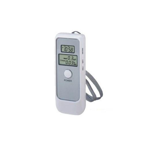 Кишеньковий цифровий алкотестер з LCD і годинами 6379