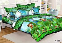 Хороший динозавр подростковое постельное белье