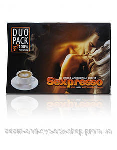 Кофе для возбуждения Sexpresso