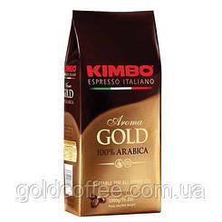 Кава в зернах Kimbo Aroma Gold 1000г